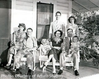 Mattie Kelly Family